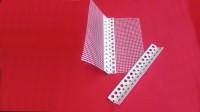 PVC Adjustable Corner Beads With Fiberglass Mesh